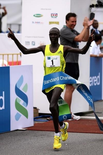 El corredor más veloz del sudeste asiático